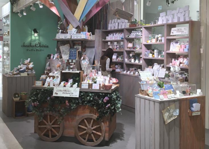シュシュシェリー2号店 神戸マルイにオープン